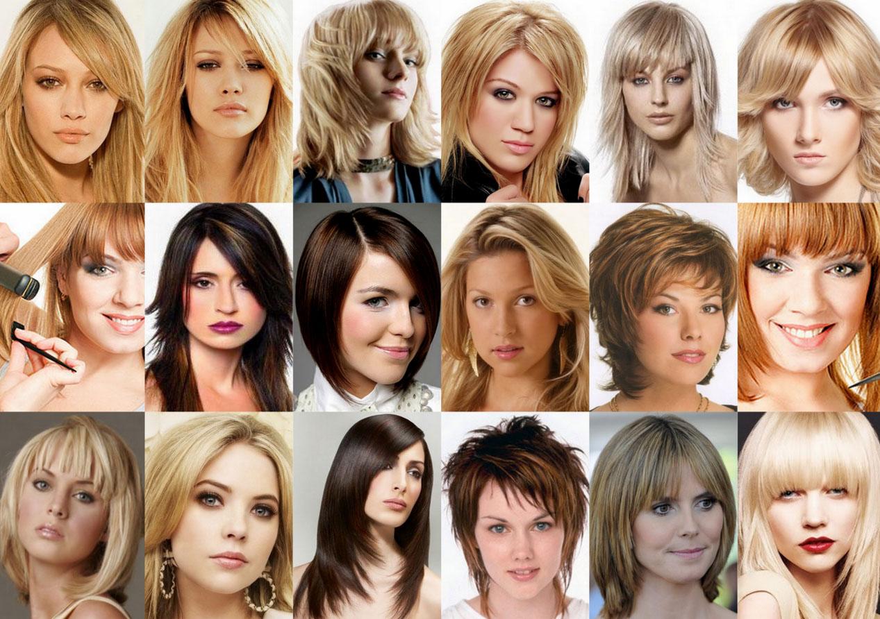 Волосы прически стрижки