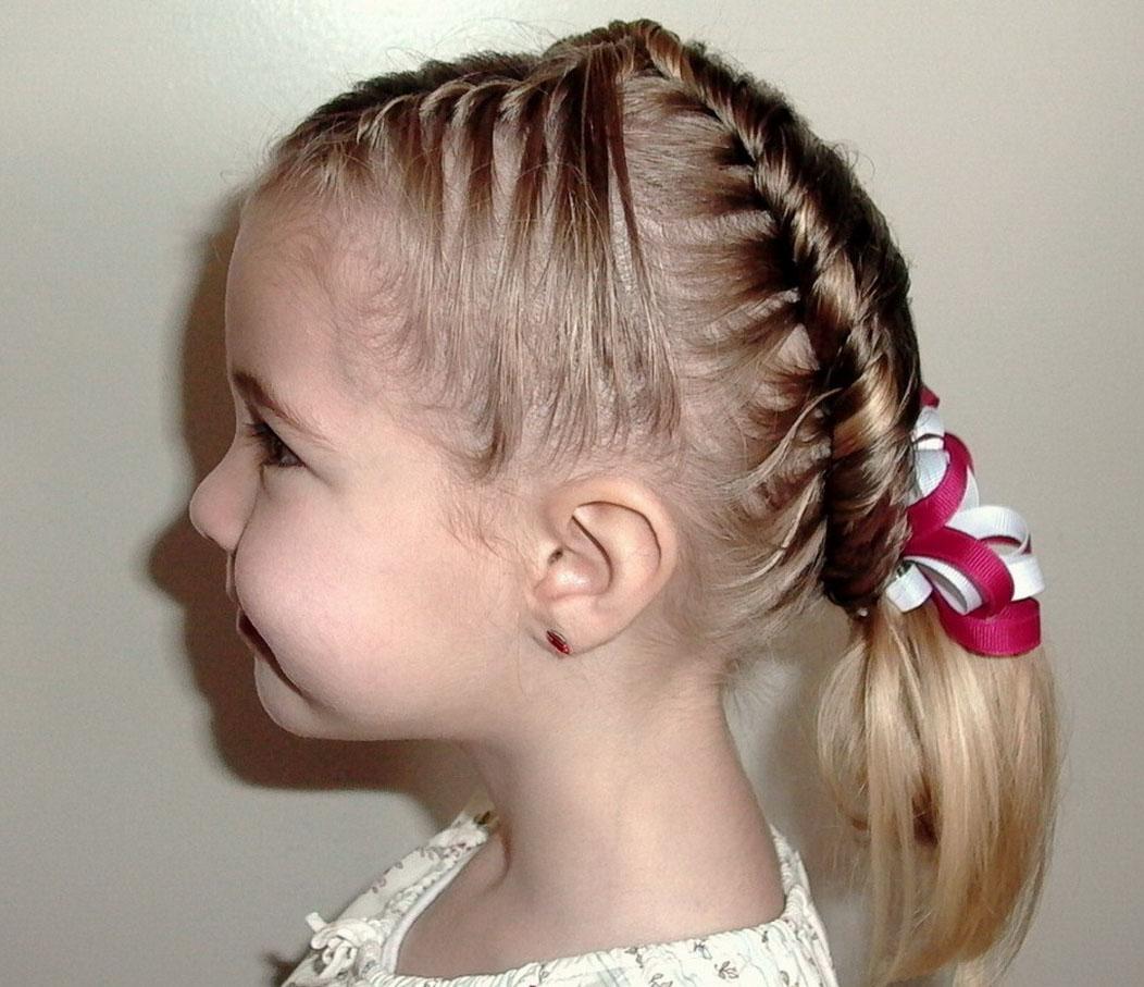 Причёски на день рождения фото 11 лет