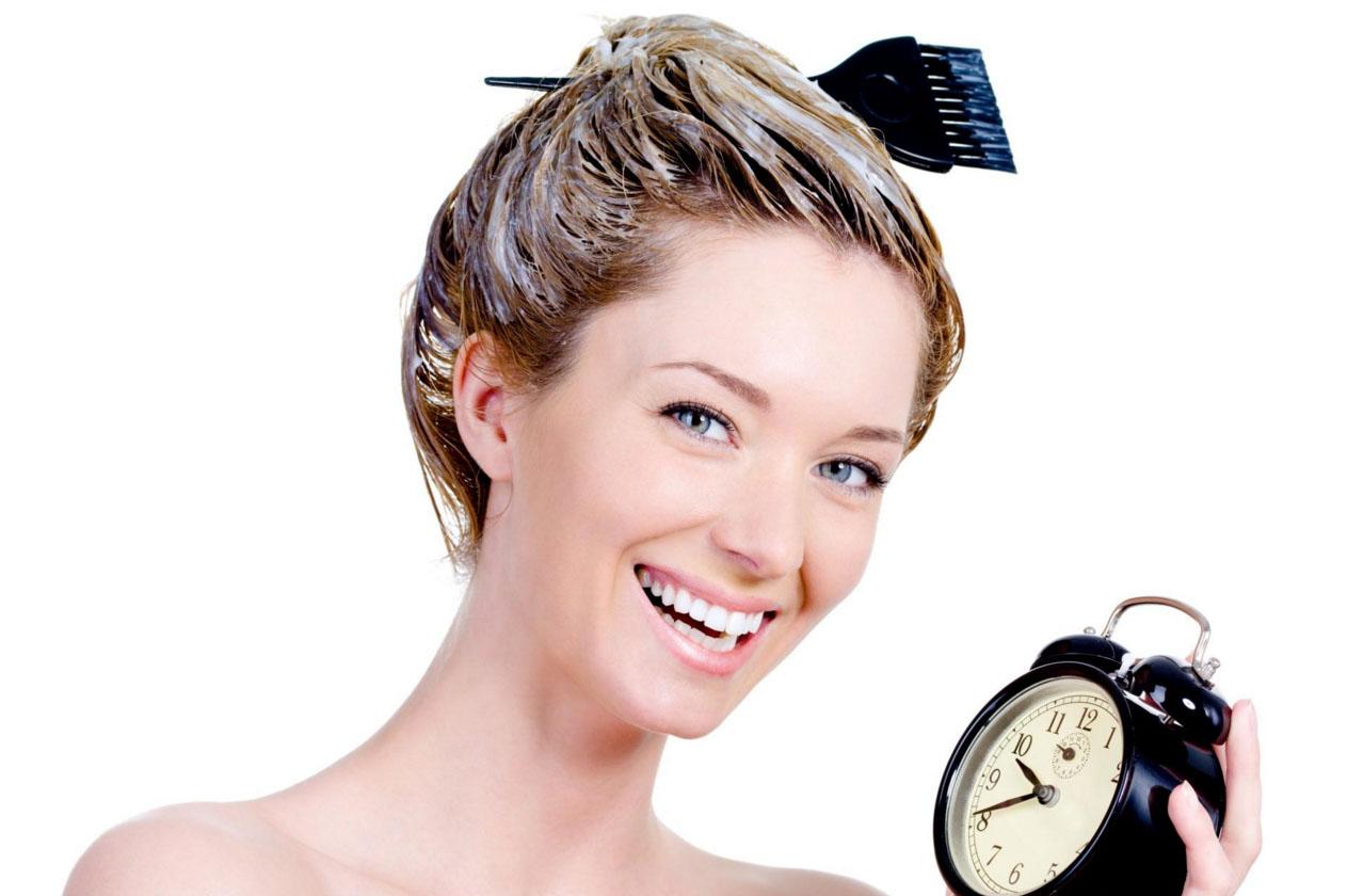 Как красить правильно волосы с сединой