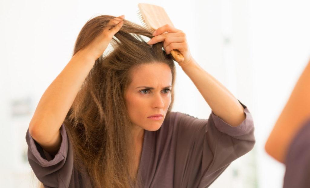 Лечение волос от перхоти в домашних условиях