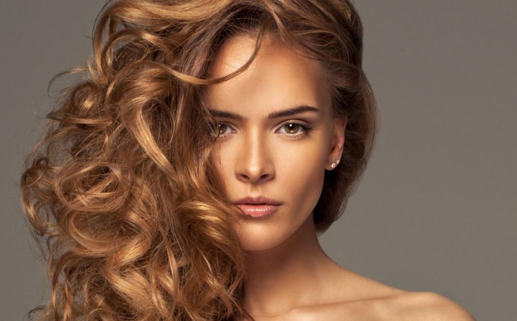 Окрашивание и завивка волос