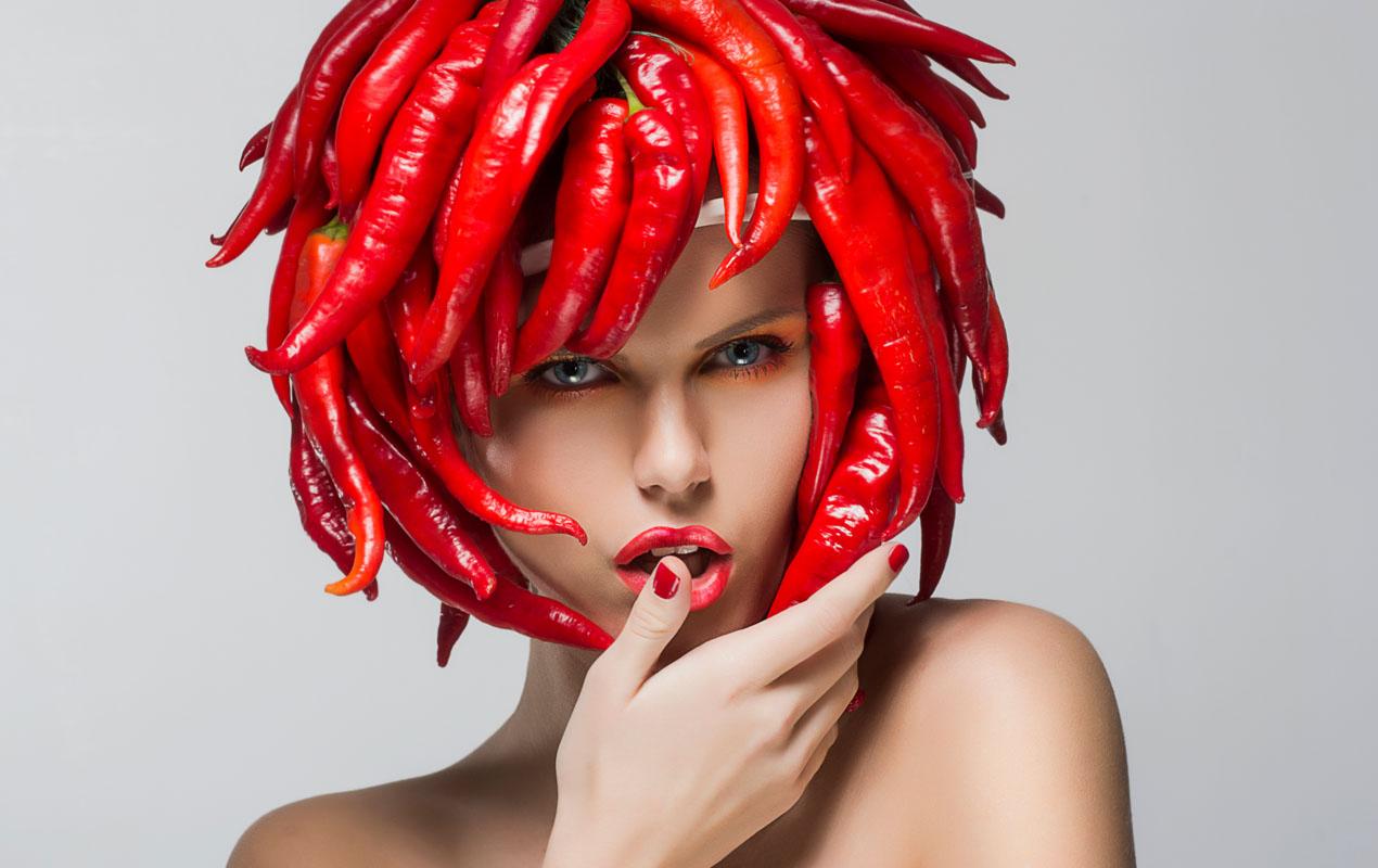 Маски для волос на основе красного перца