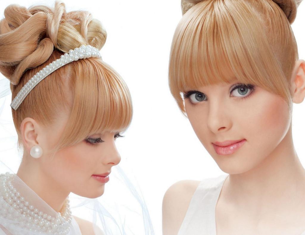 Фото мелирование белым цветом на русых волосах