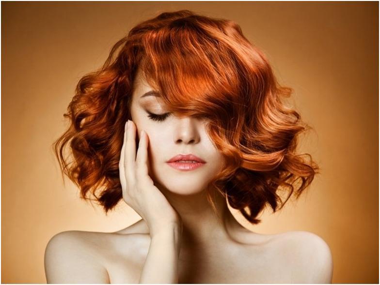 Янтарь цвет волос фото
