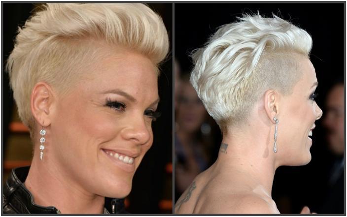 Причёска «Undercut»