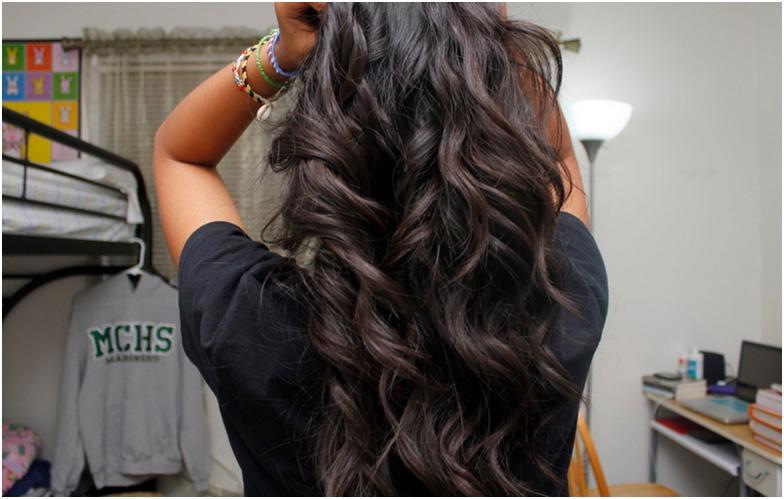 Как накрутить волосы средней длины в домашних условиях фото
