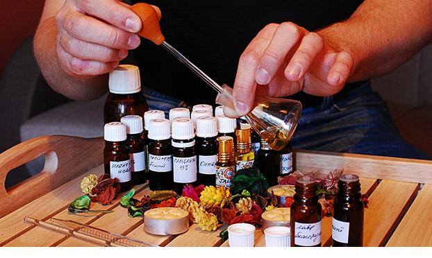 Как сделать духи с эфирными маслами в домашних условиях