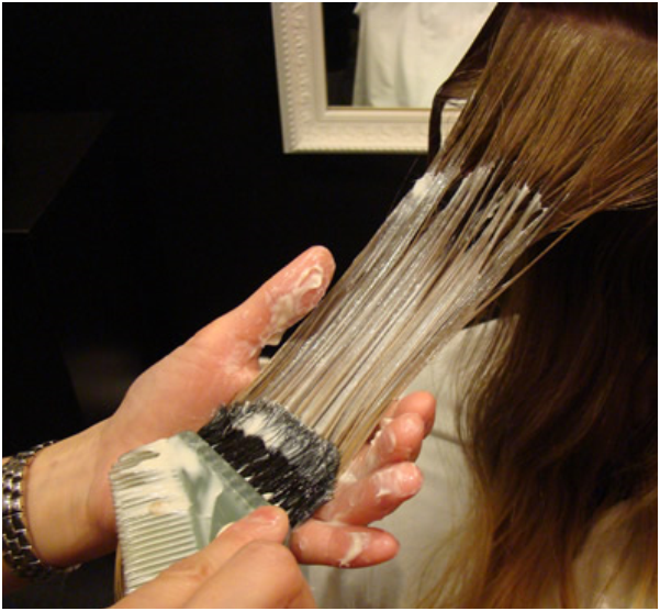 Как выпрямить волосы после хим завивку