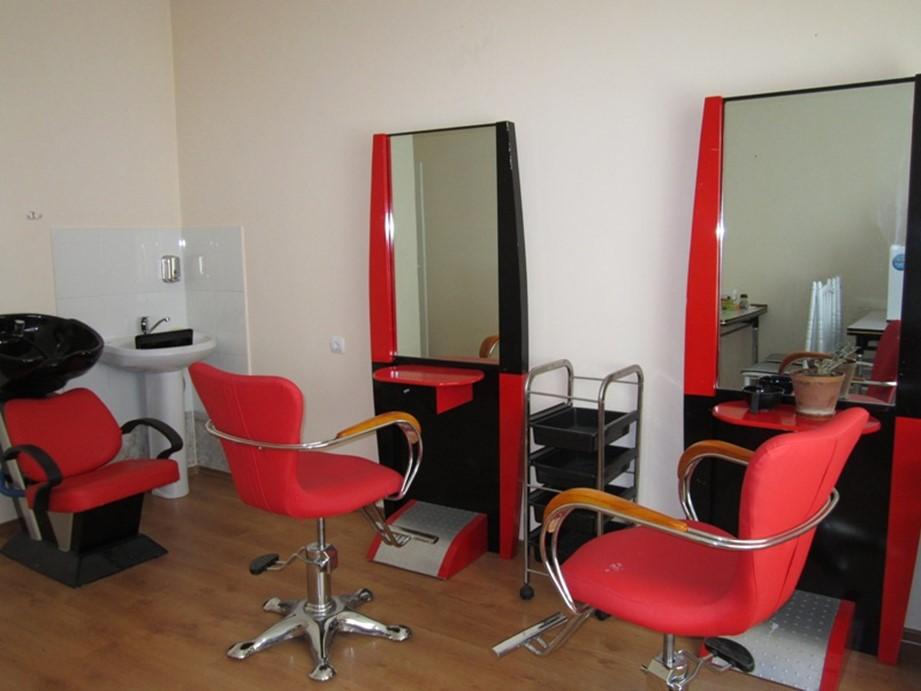 Мебель для салонов красоты и парикмахерских москва
