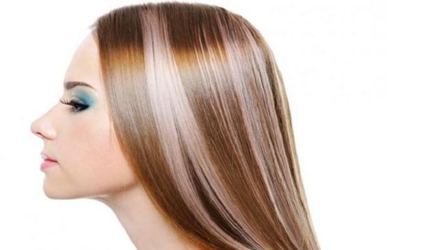 Колорирование волос своими руками 26