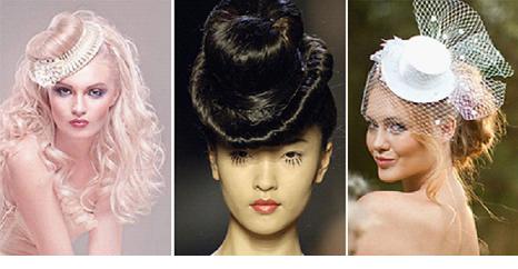 Прическа шляпка из волос для девочки фото