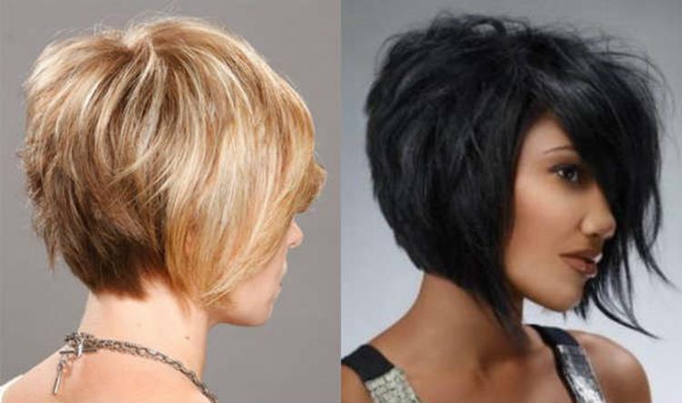 Прически косы на средние волосы с челкой фото