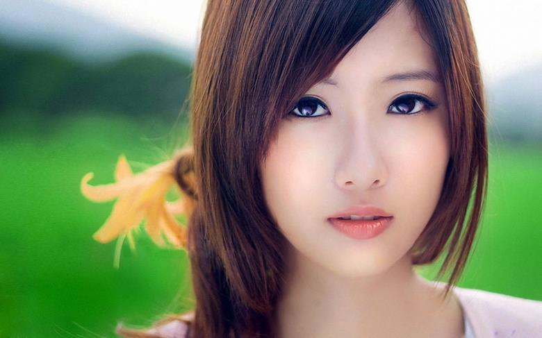 Причёски китайских девочек