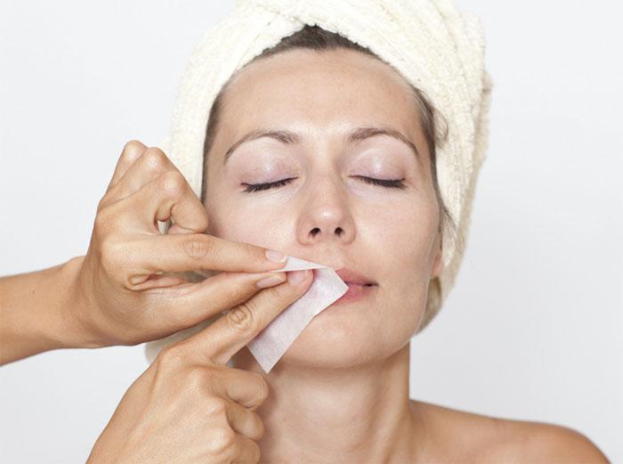 Как удалить волосы на лице эпиляция