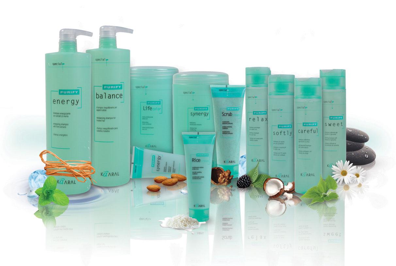 Итальянская косметика для волос фирмы