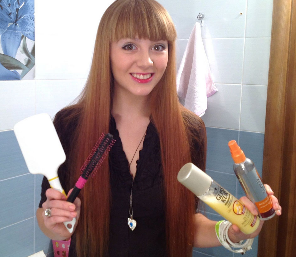 Инструменты и средства для причёски