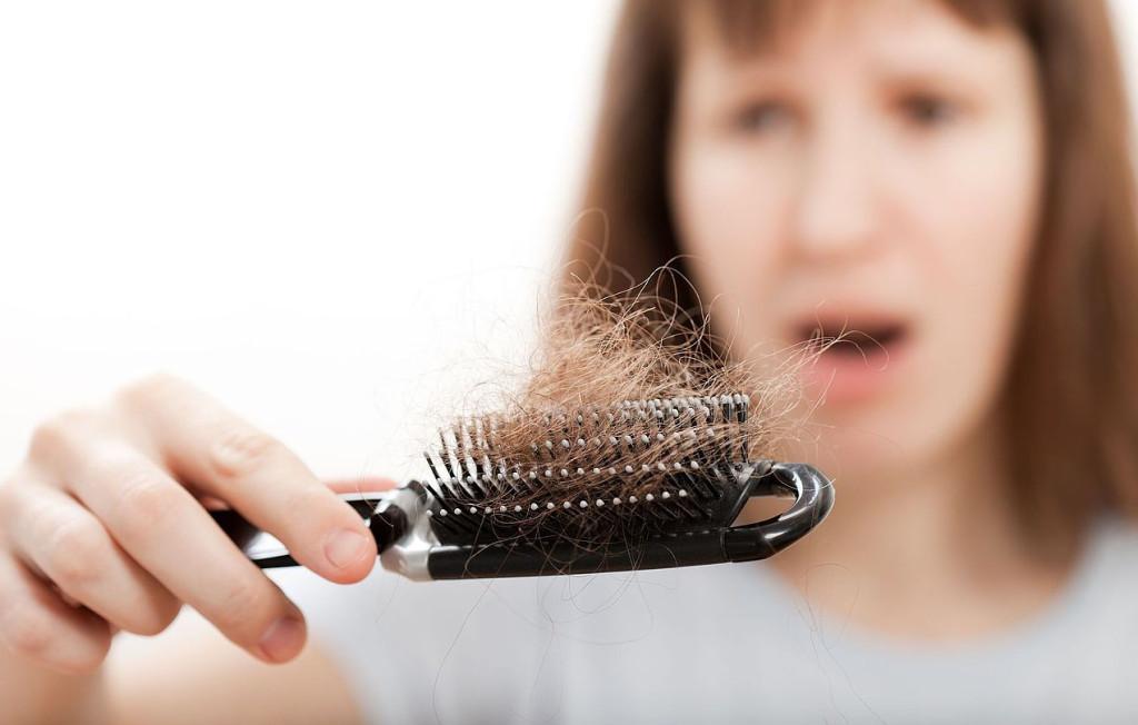 Волосы выпадывают или выпадают