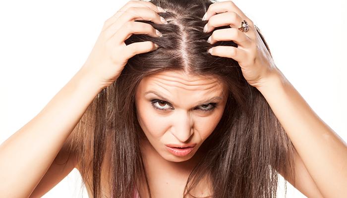 перхоть зуд выпадают волосы