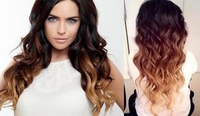 Брондирование на мелированные волосы - b4
