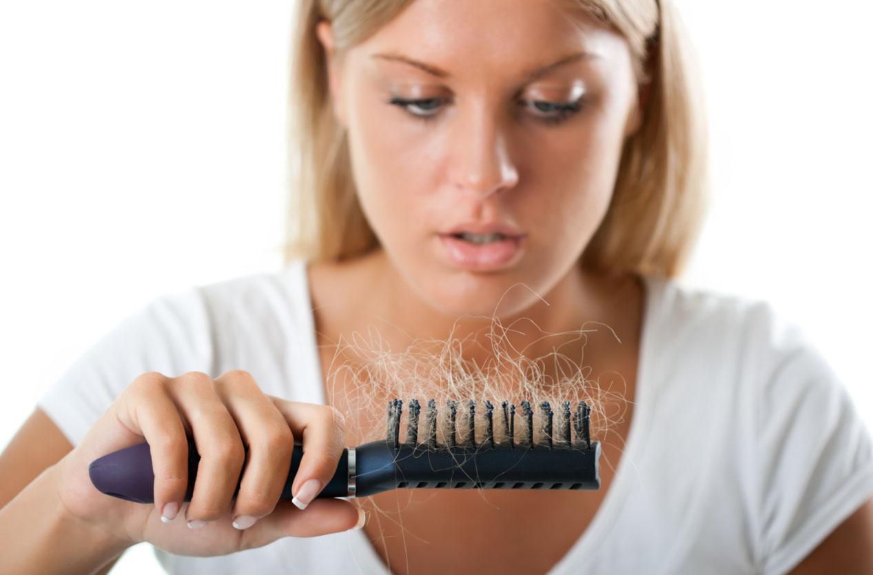 Маска с репейным маслом для волос и алое