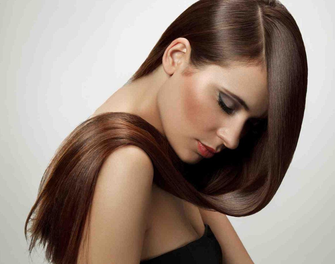 Как сделать волосы гладкими и блестящими в домашних условиях прямыми