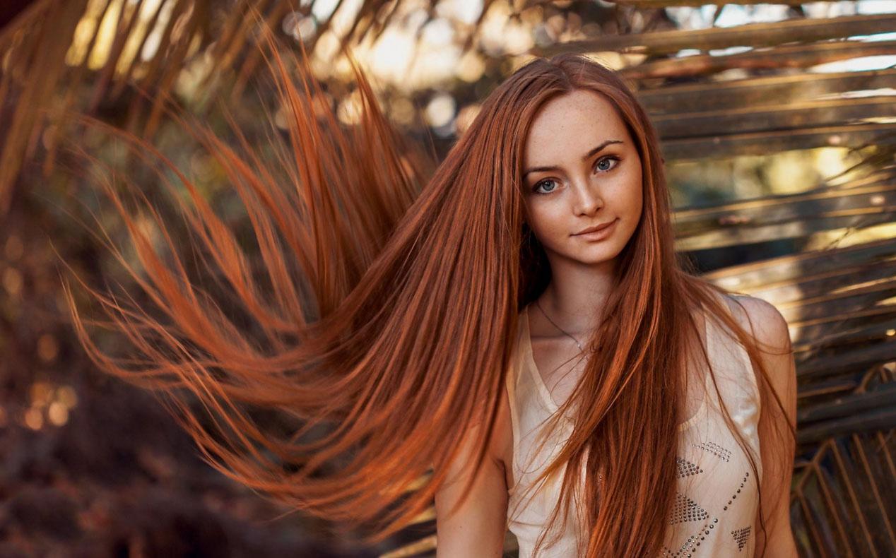 Рыжие волосы