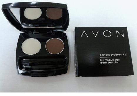 Фирма Avon производит рассыпчатые тени