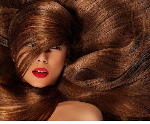 Палитра цветов волос для окрашивания волос