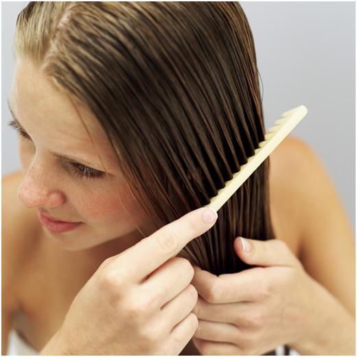 Как красиво расчесать волосы