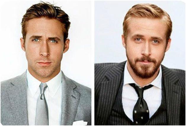 Шкиперская борода сочетается с усами, длина волосинок которых должна быть чуть больше, чем на основном элементе образа