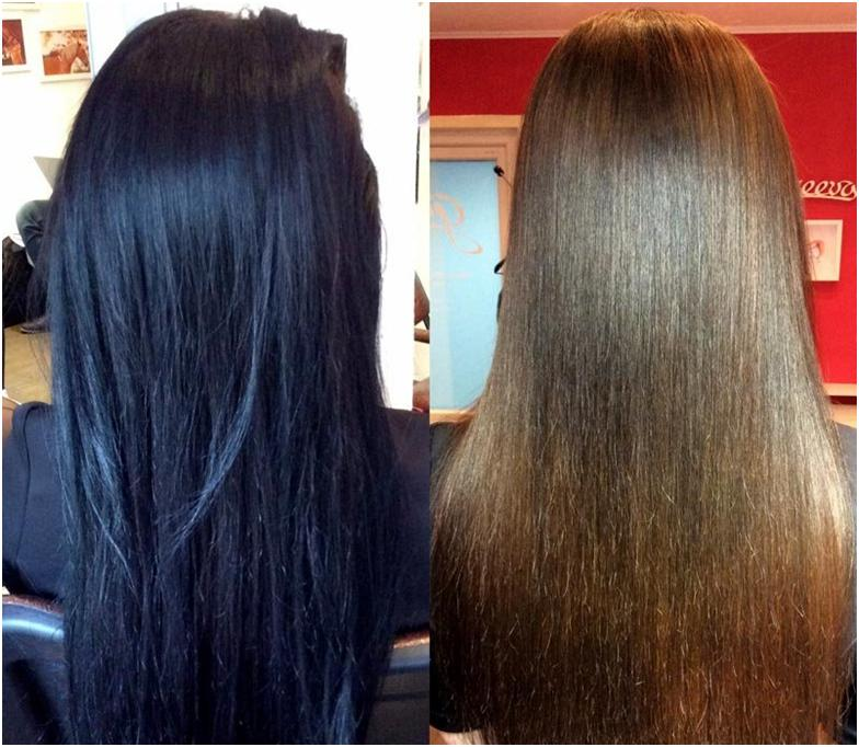Краска для волос в парикмахерских