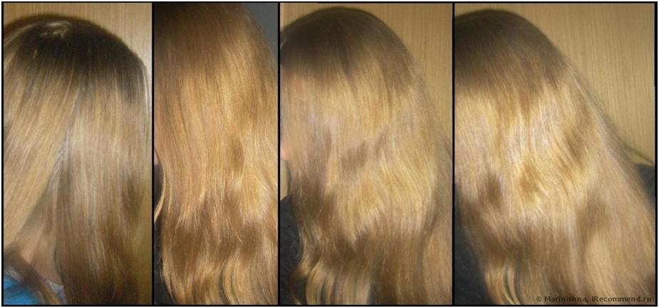 Осветление волос лимоном. Польза рецепты. Фото до и после