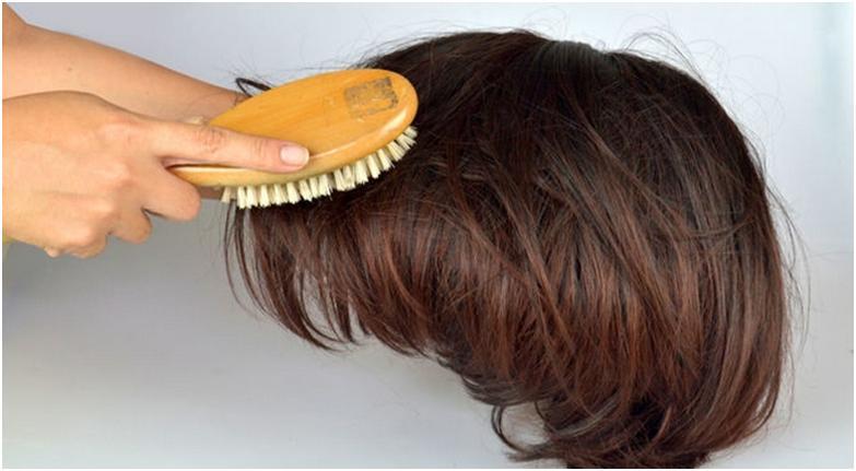 Как сделать парик из натуральных волос мастер класс