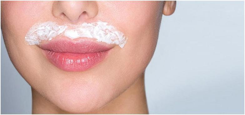 Как убрать усики над губой навсегда в домашних условиях