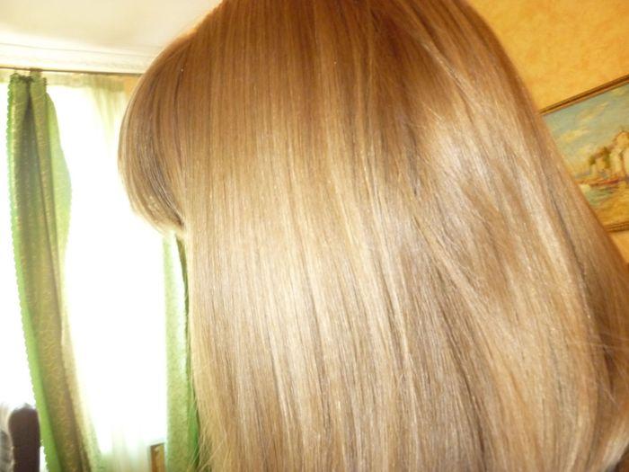 Использование безаммиачных красках для волос