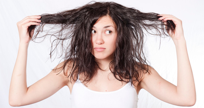 Какие прически подходят для жирных волос
