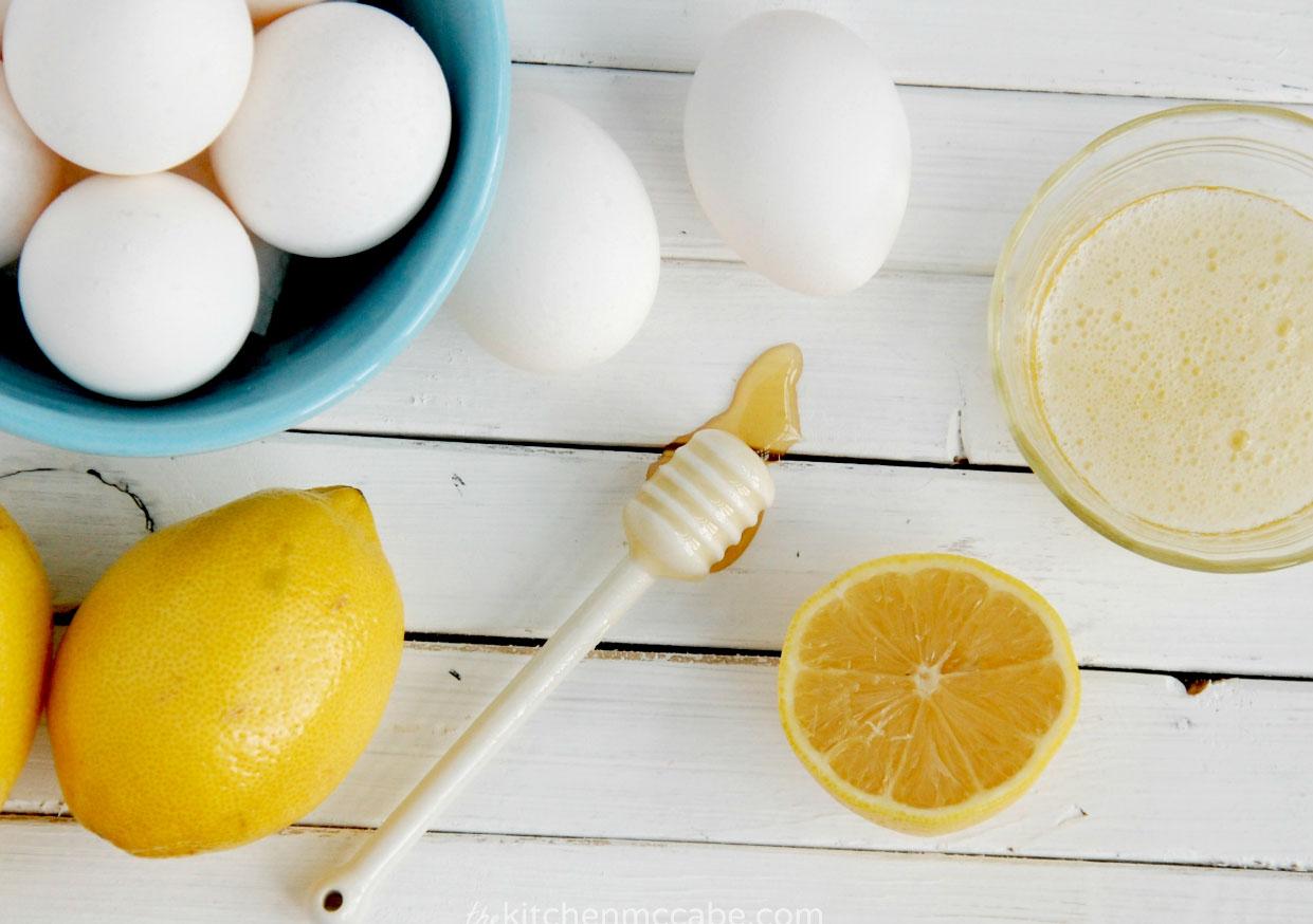 Бальзам для волос с лимоном