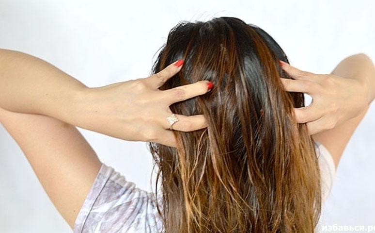 Как влияет киста яичника на выпадение волос