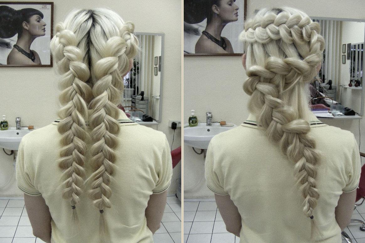 Две косы