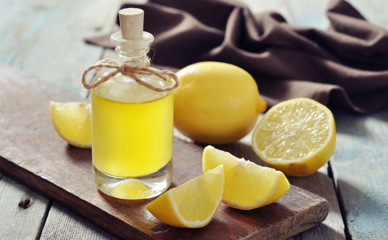 Лимоны и сок