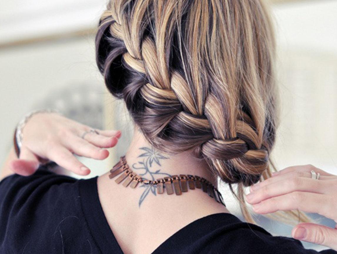 Инструменты плетения волос