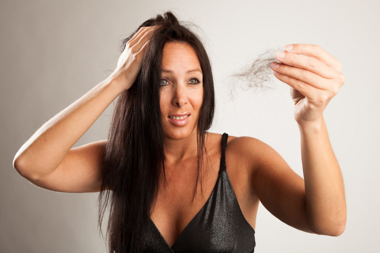 Средства для укладки волос в пучок