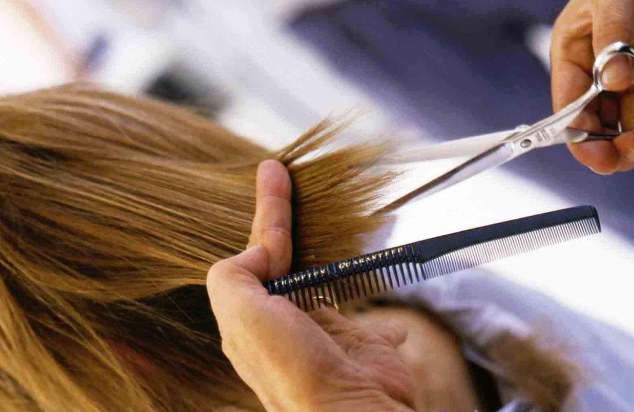 пойнтинг волос