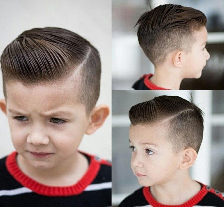 Фото стрижки для ребенка мальчика