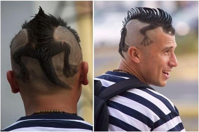 Виды причёски мужской