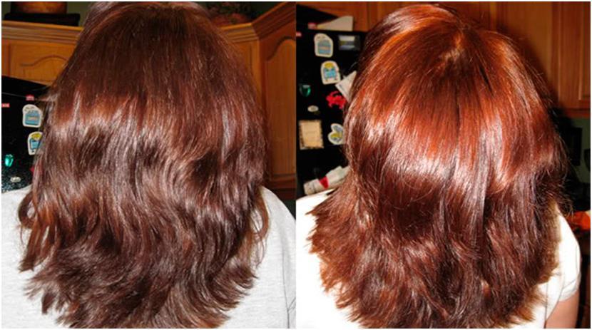 Краска для волос Хна Иранская натуральная  отзывы