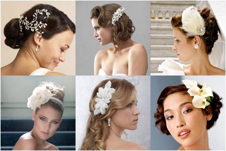 Украшения для прически невесты своими руками