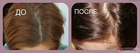 До и после краски Продиджи