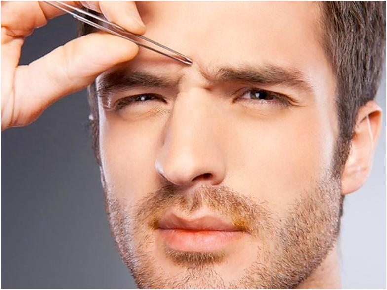 Как сделать так чтобы между бровями не росли волосы - После работы