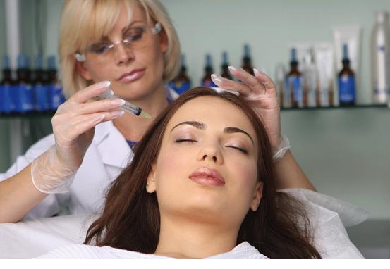 Процедура мезотерапии для волос